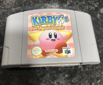 "Kirby 64 "" The Crystal Shard"" PAL Version"