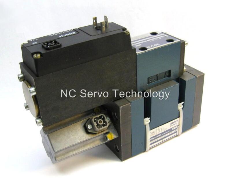 Bosch 0811-404-012 Proportional Valve 0811-404-042 Pilot New W/warranty