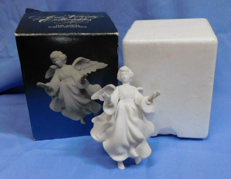 GU - The Angel Porcelain Figurine from Avon Nativity Collectilbes