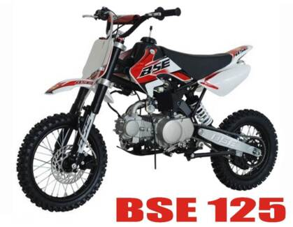 NEW  125cc DIRT BIKE... Capalaba Brisbane South East Preview