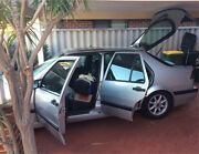 1997 Saab 9000 Hatchback South Perth South Perth Area Preview