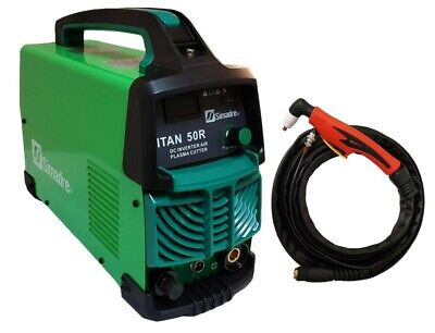 Plasma Cutter Simadre 50r 50a 110220v 12 Clean Cut Power Torch New