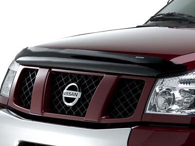 (WeatherTech Stone & Bug Deflector Hood Shield for Nissan Armada /Titan 2004-2015)