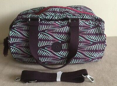 Kipling July  Large Travel Bag  with Trolley sleeve.