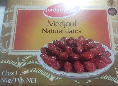 1kg Dates Medjool Gold Ardoc Doux Naturels sans Sucre 1 Qualité Or