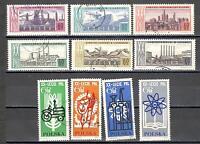 R9036 - Polonia 1964 - Serie Completa Anniversario Repubblica - Vedi Foto -  - ebay.it