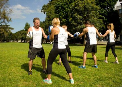 The Healthy life Personal training