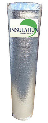 Smartshield -3mm 48x9ft Reflective Insulation Roll Foam Core Radiant Barrier.