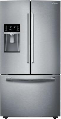 """Samsung 36"""" French Door RefrigeratorIce Master Stainless Ste"""