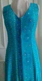 ROMAN ORIGINALS Maxi summer dress size 12.ba