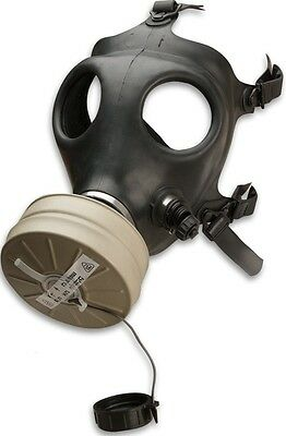 Israeli Nbc Adult Gas Mask And Filter New