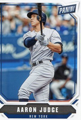 2018 PANINI SILVER PACK REDEMPTION SP AARON JUDGE YANKEES NO. 47