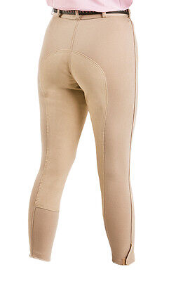 Natural Rise Full seat Cotton Breech Cotton Naturals Full Seat