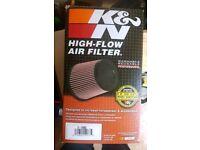 FOCUS ST / RS MAZDA 3 VOLVO K & N air Filter