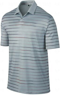 Nike Tiger Woods TW Iridescent Men's Polo Shirt Size M