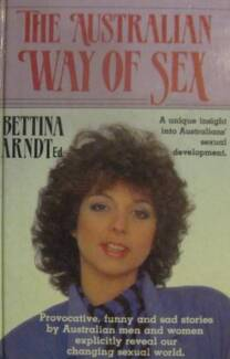 The Australian way of sex by Bettina Arndt. very good condition.