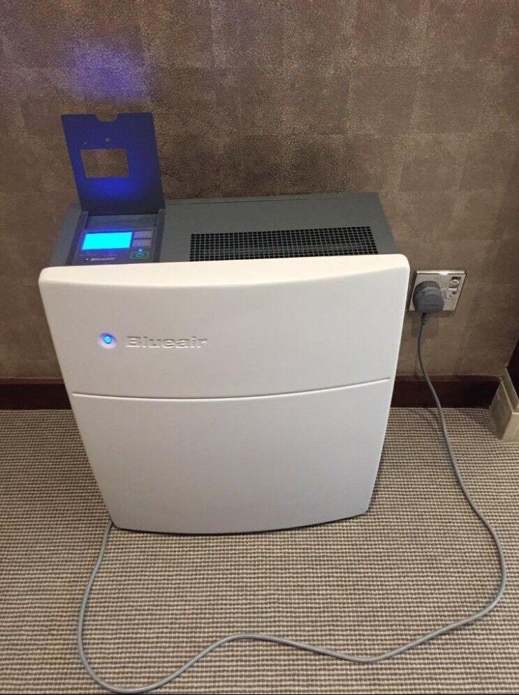 Blueair 270e Slim Air Purifier with Hepasilent Technology