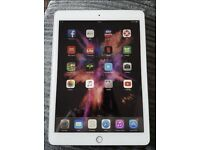 ipad air 2 16gb wifi/cellular o2 boxed in great condition