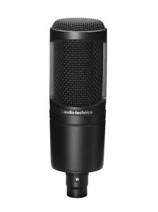 AT 2020 microphone