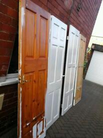 Job lot internal door