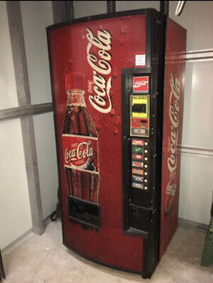Dixie Narco Drink Soda Vending Machine Montebello Pico Rivera Area Cali