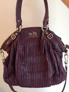 Lindsey Coach Purse