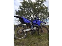 Yz 125 2001 swap