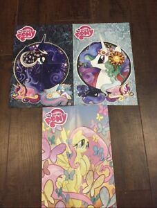 My Little Pony Card Game, posters, and card protectors