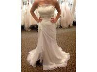 Enzoani Hanya size 12 Wedding Dress