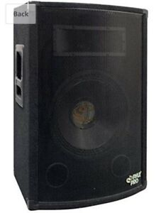 Pyle-Pro Padh1079-500-Watt 10-Inch Two-Way Speaker