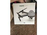 DJI Mavic Pro Drone Brand New Sealed (Aerial Photographer)