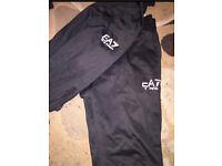 EA7 tracksuit men