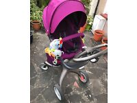 Stokke Xplory Purple