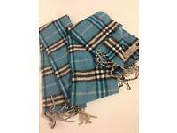 Brand New Burberry Lambswool Scarf