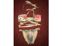 Victoria's Secret Tropical Print Bikini