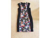 Apricot Size 14 dress
