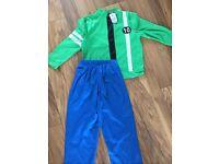 Ben 10 costume- Age 5-6