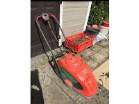 Flymo Glidemaster lawn mower grass cutter