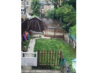 Large 2 bedroom house conversion with Garden, Need 3 bed.