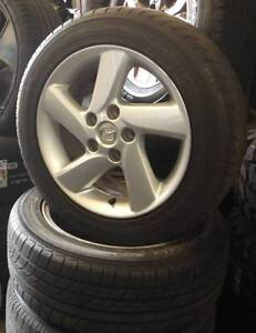"16"" Mazda 6 Wheels and Tyres Toowoomba Toowoomba City Preview"