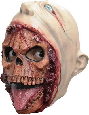 Blurp Charlie Walking Dead Zombie Child Size Mask Latex Halloween Monster Horror