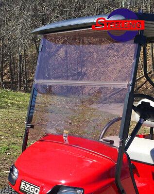Foldable Tinted Windshield for EZGO TXT FREEDOM 2014+ Golf Cart