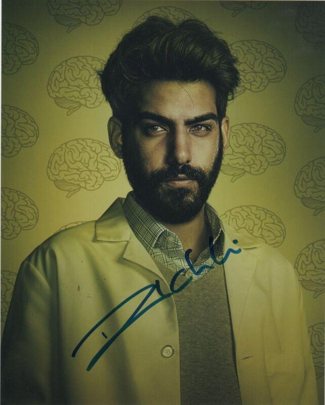 Rahul Kohli iZombie Autographed Signed 8x10 Photo COA C