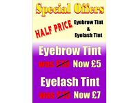 Eyebrow threading brow tint , eyelash extensions full body waxing