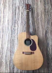 Martin DCX1E Acoustic-Electric Guitar ....OBO