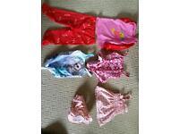 Girls 12 -18 month swim wear