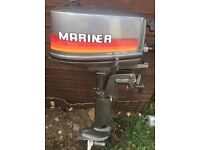 4hp Mariner two stroke long shaft