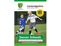 Norwich City FC Regional Development Easter Soccer Schools