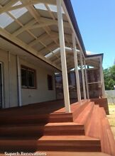 Pergolas / Decking / Carports / Carpentry by Superb Renovations West Lakes Charles Sturt Area Preview