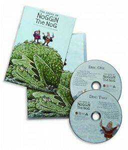 Noggin the Nog DVD SET *inc Booklet* Postgate / Firmin